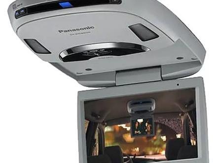 Новый потолочный монитор с DVD-проигрывателем Panasonic CY-VHD9401N за 100 000 тг. в Уральск – фото 4