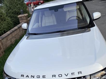 Land Rover Range Rover 2014 года за 17 000 000 тг. в Алматы