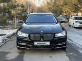 BMW 750 2015 года за 25 500 000 тг. в Алматы – фото 2