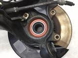 Цапфа диск тормозной суппорт рычаг в сборе от Audi TT за 777 тг. в Алматы – фото 5