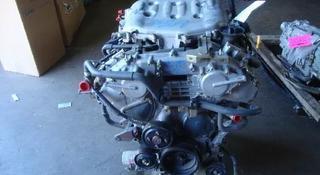 Двигатель Infiniti fx35 (инфинити фх35) за 111 тг. в Алматы