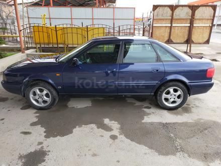 Audi 80 1995 года за 2 200 000 тг. в Шымкент – фото 4