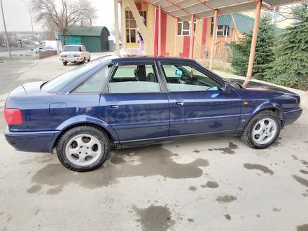Audi 80 1995 года за 2 200 000 тг. в Шымкент – фото 8