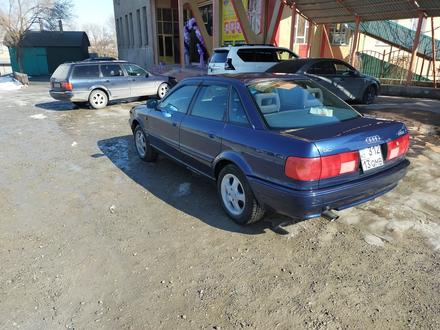 Audi 80 1995 года за 2 200 000 тг. в Шымкент – фото 9