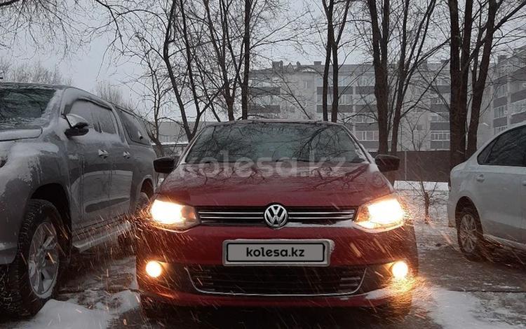 Volkswagen Polo 2014 года за 4 100 000 тг. в Аксай