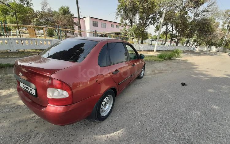 ВАЗ (Lada) 1118 (седан) 2008 года за 1 200 000 тг. в Жетысай
