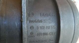Привозной валюметр/ДМРВ на Фольксваген 1, 9 дизель за 10 000 тг. в Нур-Султан (Астана)
