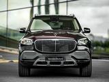 Mercedes-Maybach GLS 600 2021 года за 135 000 000 тг. в Нур-Султан (Астана)
