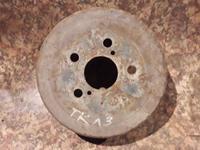 Барабан тормозной задний на Toyota Corona, Caldina, v1.8 4sfe (1995… за 5 000 тг. в Караганда