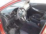 Hyundai Solaris 2011 года за 3 200 000 тг. в Актобе – фото 3