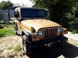 Jeep Wrangler 1999 года за 3 300 000 тг. в Алматы
