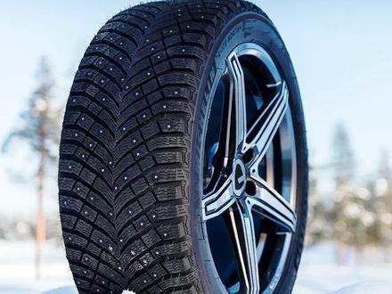 Шины Michelin 255/50/r20 X Ice North 4 за 91 500 тг. в Алматы