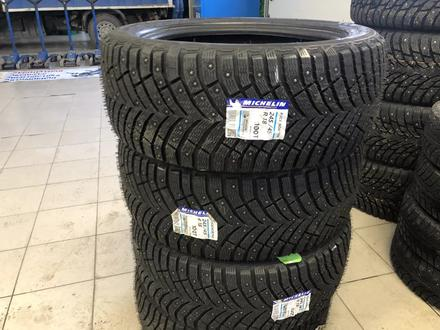 Шины Michelin 255/50/r20 X Ice North 4 за 91 500 тг. в Алматы – фото 3