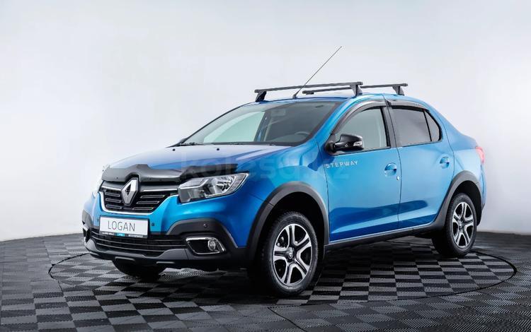 Renault Logan Stepway Life 2021 года за 6 599 000 тг. в Экибастуз