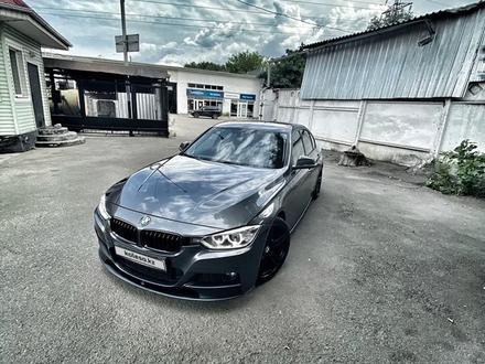BMW 328 2012 года за 8 500 000 тг. в Алматы – фото 3
