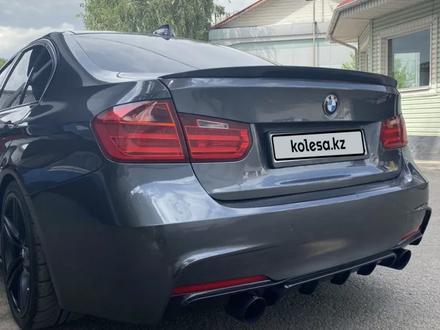 BMW 328 2012 года за 8 500 000 тг. в Алматы – фото 13