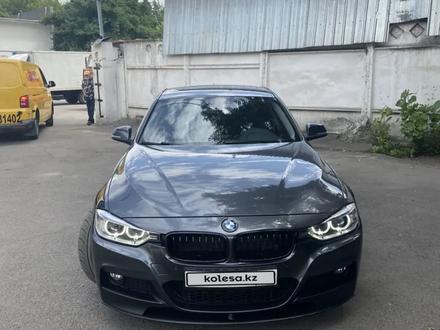 BMW 328 2012 года за 8 500 000 тг. в Алматы – фото 15