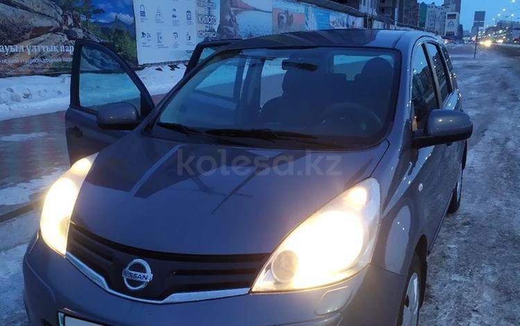 Nissan Note 2010 года за 3 550 000 тг. в Нур-Султан (Астана)