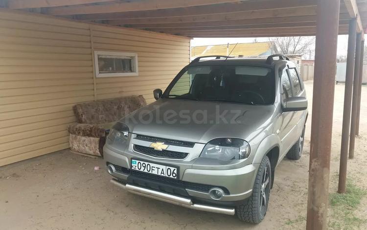 Chevrolet Niva 2017 года за 3 500 000 тг. в Атырау