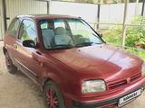 Nissan Micra 1993 года за 1 200 000 тг. в Алматы – фото 2