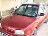 Nissan Micra 1993 года за 1 200 000 тг. в Алматы – фото 3