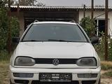 Volkswagen Golf 1993 года за 1 250 000 тг. в Туркестан – фото 2