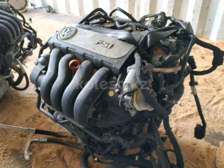 Двигатель TSI BVY 2.0 в Алматы