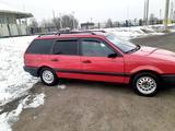 Volkswagen Passat 1992 года за 1 300 000 тг. в Талдыкорган – фото 4