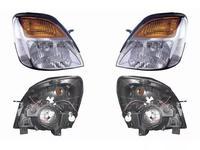 Фара Hyundai Starex 1 поколение, 1997 — 2005 левый и… за 40 000 тг. в Тараз