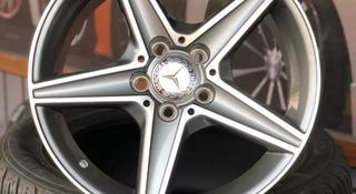 Комплект дисков r17 5*112 на Mercedes за 140 000 тг. в Усть-Каменогорск
