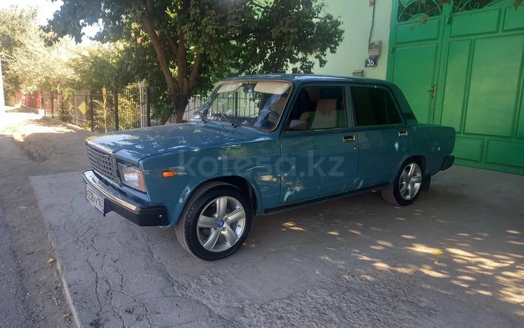 ВАЗ (Lada) 2107 2005 года за 870 000 тг. в Туркестан