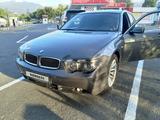 BMW 735 2002 года за 3 600 000 тг. в Алматы – фото 2
