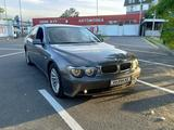 BMW 735 2002 года за 3 600 000 тг. в Алматы – фото 4
