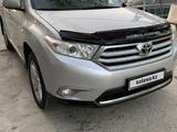 Toyota Highlander 2011 года за 11 700 000 тг. в Шымкент – фото 2