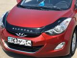 Hyundai Elantra 2013 года за 4 800 000 тг. в Актобе