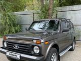 ВАЗ (Lada) 2121 Нива 2017 года за 2 700 000 тг. в Уральск – фото 2