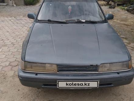 Mazda 626 1991 года за 400 000 тг. в Шымкент – фото 3