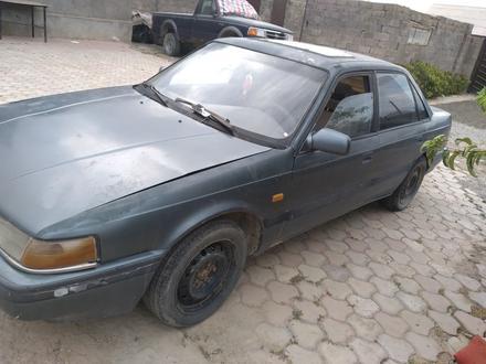 Mazda 626 1991 года за 400 000 тг. в Шымкент – фото 4