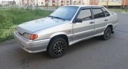 ВАЗ (Lada) 2115 (седан) 2006 года за 750 000 тг. в Петропавловск