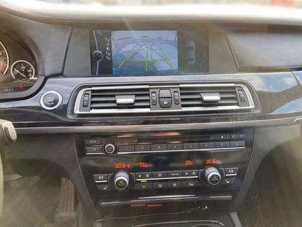 BMW 740 2009 года за 7 500 000 тг. в Нур-Султан (Астана) – фото 9