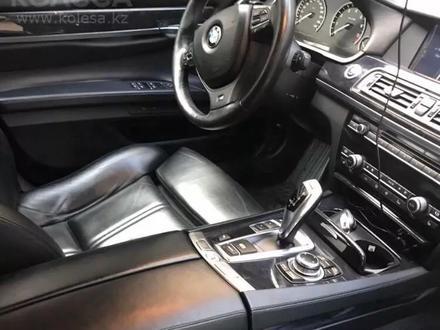 BMW 740 2009 года за 7 500 000 тг. в Нур-Султан (Астана)