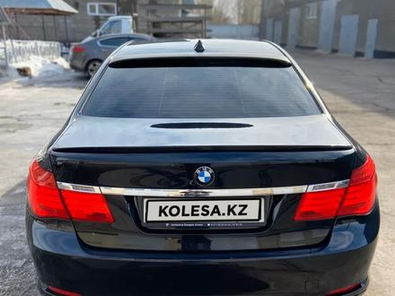 BMW 740 2009 года за 7 500 000 тг. в Нур-Султан (Астана) – фото 4
