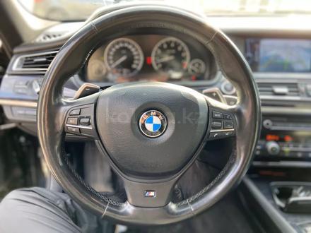 BMW 740 2009 года за 7 500 000 тг. в Нур-Султан (Астана) – фото 6
