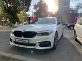 BMW 530 2018 года за 24 500 000 тг. в Алматы