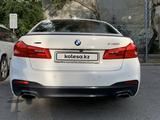 BMW 530 2018 года за 24 500 000 тг. в Алматы – фото 3