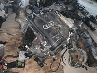 Двигатель Audi a4 1.8 Turbo за 300 000 тг. в Алматы