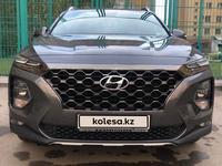 Hyundai Santa Fe 2021 года за 14 000 000 тг. в Нур-Султан (Астана)