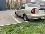 Chevrolet Lanos 2009 года за 1 000 000 тг. в Кызылорда – фото 5