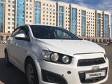 Chevrolet Aveo 2014 года за 3 700 000 тг. в Нур-Султан (Астана) – фото 4