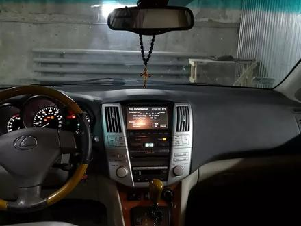 Lexus RX 330 2003 года за 3 999 000 тг. в Караганда – фото 8